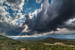 GODALL (juan carlos luna monfort) Tags: serradegodall montsia tarragona nublado sol cielotormentoso clouds nubes montaña paisaje landscape mountain nikond810 irix15 calma paz tranquilidad hdr