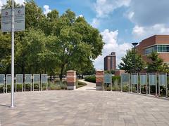 Longaberger Alumni House and Fawcett Center (dankeck) Tags: lah fawcettcenter longabergeralumnihouse alumni park ohiostate theohiostateuniversity osu columbus ohio centralohio