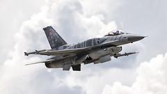 F-16C block52+ (kamil_olszowy) Tags: f16c block 52 fighter fighting falcon jastrząb 4056 polish air force tiger demo team siaf 2019 sliač lzsl siły powietrzne rp