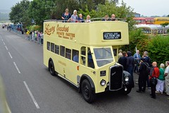 HLG4 VR5541 (PD3.) Tags: hlg4 hlg 4 vr5541 vr 5541 bristol g open top topper topless eastern counties devon general centenary 2019 bus buses rally running day newton abbott racecourse teignmouth bovey tracy railway station stagecoach ipplepen chudleigh