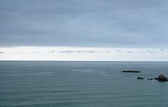 Biarritz (gencrenaz) Tags: gencrenaz analog filmisnotdead filmphotography canonae1 ocean