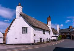 Thatched Cottage (Nigel Crooks) Tags: somerset places porlock england uk thatchedcottage geography