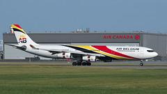 Air Belgium A340-313E OO-ABD (Olivier_Pirnay) Tags: cyul yul montréal airbus airbelgium a340313e ooabd
