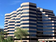 Phoenix AZ ~ HWW! (karma (Karen)) Tags: phoenix arizona buildings walls windows reflections hww iphone