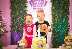 4º aninho da Cecília-162 (fotosdagreice) Tags: cenário festa aniversário menina criança aninho família bebê decoração rosa paw patrol patrulha canina diversão sorriso felicidade
