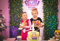 4º aninho da Cecília-160 (fotosdagreice) Tags: cenário festa aniversário menina criança aninho família bebê decoração rosa paw patrol patrulha canina diversão sorriso felicidade