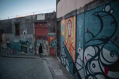 Wander Porto (dogslobber) Tags: green portugal porto travel adventure explore wander europe street art graffiti girl urban city