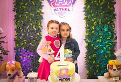 4º aninho da Cecília-158 (fotosdagreice) Tags: cenário festa aniversário menina criança aninho família bebê decoração rosa paw patrol patrulha canina diversão sorriso felicidade