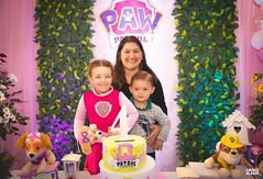 4º aninho da Cecília-153 (fotosdagreice) Tags: cenário festa aniversário menina criança aninho família bebê decoração rosa paw patrol patrulha canina diversão sorriso felicidade
