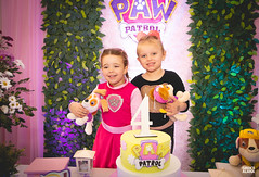 4º aninho da Cecília-161 (fotosdagreice) Tags: cenário festa aniversário menina criança aninho família bebê decoração rosa paw patrol patrulha canina diversão sorriso felicidade