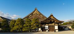 Nijo Castle Entrance (iisrob) Tags: nijo nijō japan kyoto castle zen