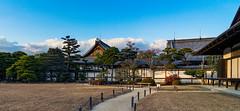 Nijo Castle grounds (iisrob) Tags: nijo nijō japan kyoto castle zen