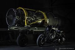 Harley Davidson CVO ProStreet BreakOut (Crofter's) Tags: tripod moto motorbike motor airfield jetengine engine pratt prattwhitney f16 falcon harley harleydavidson vrod sony sonyalpha sonyalpha77ii sony77ii sonya77ii longexposure sony1650 sony1650mm polarized polarisingfilter polarizing testbench factory industrial industrialstyle black reflects