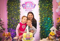 4º aninho da Cecília-151 (fotosdagreice) Tags: cenário festa aniversário menina criança aninho família bebê decoração rosa paw patrol patrulha canina diversão sorriso felicidade