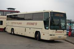 Photo of Irvine's Coaches Volvo B10M P11RVN - Lanark