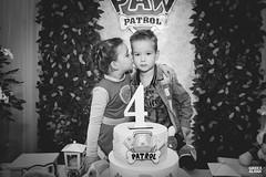 4º aninho da Cecília-115 (fotosdagreice) Tags: cenário festa aniversário menina criança aninho família bebê decoração rosa paw patrol patrulha canina diversão sorriso felicidade