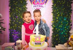 4º aninho da Cecília-114 (fotosdagreice) Tags: cenário festa aniversário menina criança aninho família bebê decoração rosa paw patrol patrulha canina diversão sorriso felicidade