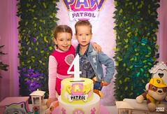 4º aninho da Cecília-113 (fotosdagreice) Tags: cenário festa aniversário menina criança aninho família bebê decoração rosa paw patrol patrulha canina diversão sorriso felicidade