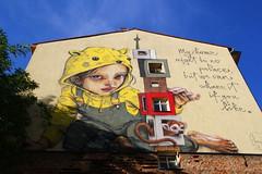 IMG_0033 (Couchabenteurer) Tags: herakut luckauerstr14 berlin streetart graffiti mural