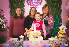 4º aninho da Cecília-119 (fotosdagreice) Tags: cenário festa aniversário menina criança aninho família bebê decoração rosa paw patrol patrulha canina diversão sorriso felicidade