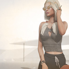 · (· Lan ·) Tags: elikatira mowie aleutia belle secondlife lan