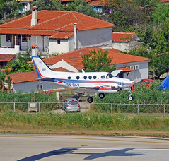 "SX-BKY Beechcraft C90B King Air Air Intersalonika • <a style=""font-size:0.8em;"" href=""http://www.flickr.com/photos/146444282@N02/48481230247/"" target=""_blank"">View on Flickr</a>"