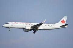 C-FHNL ERJ190 Air Canada (corrydave) Tags: 19000070 erj erj190 embraer aircanada cfhnl boston