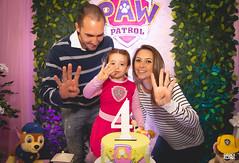 4º aninho da Cecília-72 (fotosdagreice) Tags: cenário festa aniversário menina criança aninho família bebê decoração rosa paw patrol patrulha canina diversão sorriso felicidade
