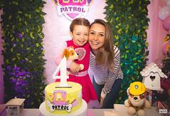 4º aninho da Cecília-65 (fotosdagreice) Tags: cenário festa aniversário menina criança aninho família bebê decoração rosa paw patrol patrulha canina diversão sorriso felicidade