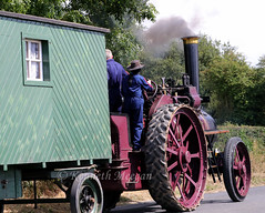 Steam Power (Ken Meegan) Tags: steampower steamtractor steamengine tractor saltmills cowexford ireland 482019