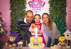 4º aninho da Cecília-66 (fotosdagreice) Tags: cenário festa aniversário menina criança aninho família bebê decoração rosa paw patrol patrulha canina diversão sorriso felicidade