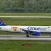 Onur Air TC-OBS Airbus A320-232 cn/543 sticker