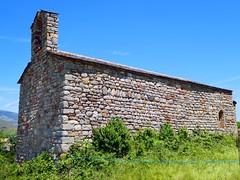 Santa Cecília de Beders – Bellver de Cerdanya (Manel i Pilar) Tags: arquitectura edifici església romànic