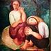 Peasant Women (Undated) - Sarah Affonso
