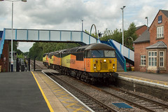 56090 56096 70815 (Shed seven) Tags: 56090 56096 70811 colaa lightengine spondon