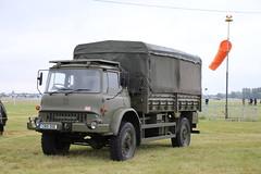 IMG_9830 (routemaster2217) Tags: riat royalinternationalairtattoo riat2019 airshow airbase airdisplay raffairford aviation militaryvehicle truck wagon lorry bedfordmj mjp preservedvehicle c801dde