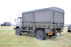 IMG_9833 (routemaster2217) Tags: riat royalinternationalairtattoo riat2019 airshow airbase airdisplay raffairford aviation militaryvehicle truck wagon lorry bedfordmj mjp preservedvehicle c801dde
