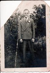 IMG_0091 Geoff Spafford RIP old B&W Family Photos. (photographer695) Tags: geoff spafford rip old bw family photos