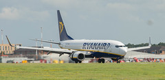 EI-DLD Boeing 737-8AS (Shed seven) Tags: ryanair eidld boeing 7378as budget landing