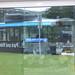 Colchester Park & Ride - Arriva bus mirror image