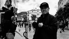 Street (MJ Black) Tags: liverpool liverpoolstreetphotography liverpoolchurchstreet mono monochrome monochromephotography merseyside north northwest people peoplephotography portrait portraits candid candidphotography canon80d 80d canon street streetphoto streetphotograph streetphotography streets streetscene streetportrait shadows shadow highcontrast blackandwhite blackandwhitephotography bw bwphotography sigmaartlens sigma 1835 1835mm sigma1835 sigma1835mm f8 18mm
