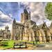 Dublin IR - Christ Church Cathedral 01