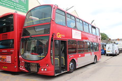 941 LX05EZP Go Ahead-Carousel (EHBusman1958) Tags: 941 lx05ezp goahead metrobus