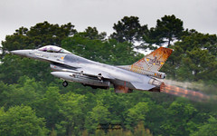 General Dynamics F16 Belgian Air Force (Florent Péraudeau) Tags: general dynamics f16 belgian air force mont de marsan nato tiger meet 2019 19 sigma 60 600 60600 sport canon eos 1 d mark iv mk 4 1d florent péraudeau flox papa fp