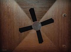 The Tip of the Triangle (danialficek1) Tags: d5000 nikon 11mm fan ceiling selma alabama