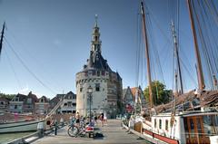 Hoorn - Hoofdtoren (Ventura Carmona) Tags: venturacarmona hoofdtoren hoorn nordholland holandaseptentrional noordholland niederlande netherlands paísesbajos nederland