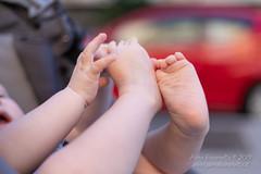 Piedini di Leo (pierobacarellaph) Tags: baby famiglia leonardo piedini sorriso roma italia newborn