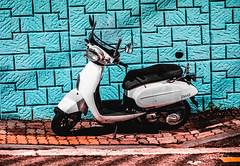 Scooter. Seoul, 2018 (Anton U.) Tags: antonuchelkin seoul photo seoulphoto seoulphotography seoulstreetphotography seoulstreetphotographer seoulstreets seoulpics seoulcolors seoulphotographer seoullife seoultodayphoto korea seoulsouthkorea koreaphotography koreaphotographer koreaphoto koreastreetphotography koreastreetphotographer streetphotographer streetphotography photography photographer sony sonyalpha scooter seoulscooter seoulscooters scootersphoto