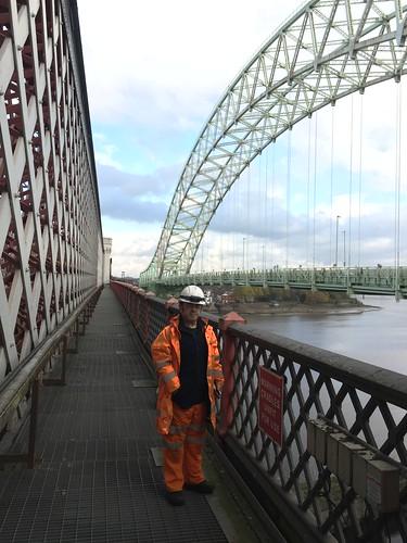 Visit to The Bridge