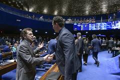 Plenário do Senado (Senado Federal) Tags: plenário sessãodeliberativaordinária ordemdodia senadoresreunidos senadorstyvensonvalentimpodemosrn senadorplíniovalériopsdbam brasília df brasil